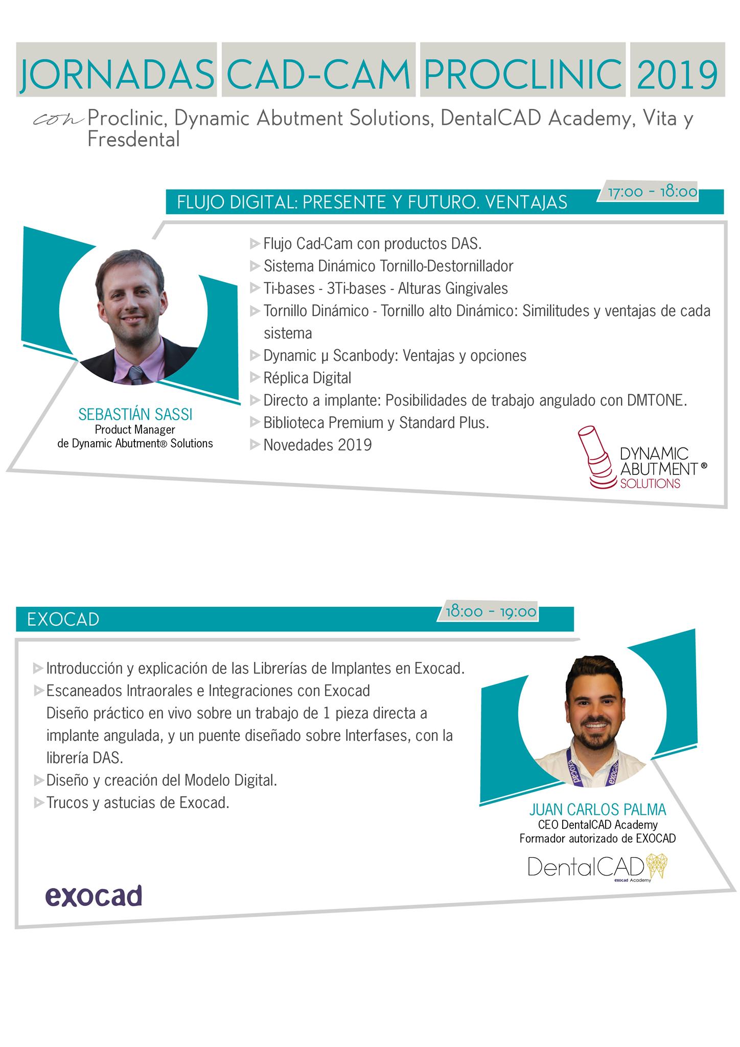 JORNADAS CAD-CAM 2019